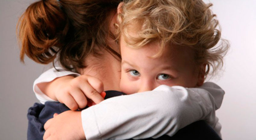 Porque devemos abraçaros nossos filhos quando agem mal?