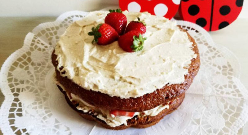 3 receitas de bolo de aniversário