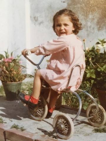 Quero voltar a ser criança